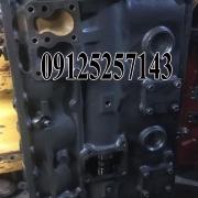 تعمیر موتور لودر ۴۲۰ کوماتسو