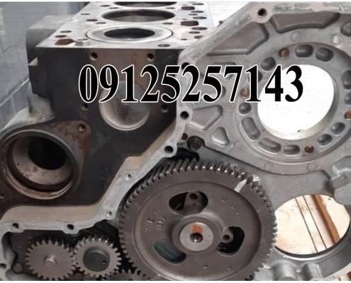 تعمیر موتور هیوندایی Qsb