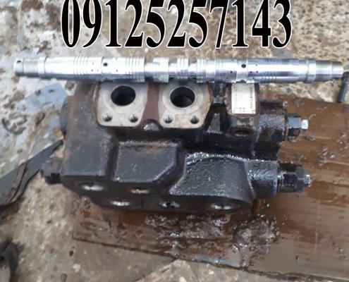 تعمیر هیدرولیک لودر۴۷۰