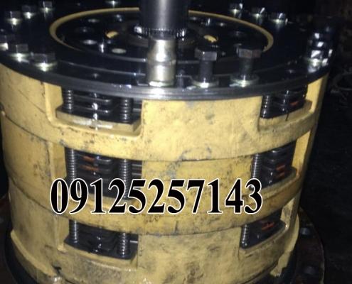 تعمیر گیربکس دامپ تراک 6-325 کوماتسو