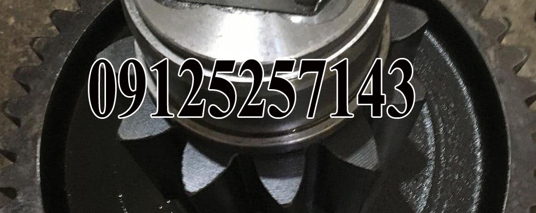 دنده دوبل چرخ بلدوزر 155 کوماتسو